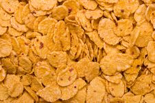 Free Cornflakes Background Stock Photo - 4213190