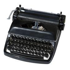 Free Vintage Typewriter Stock Images - 4213694