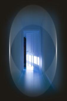 Free The Door Stock Image - 4213751