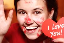 Free Valentine S Day Royalty Free Stock Photos - 4216348