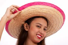 Free Happy Young Girl Royalty Free Stock Photos - 4216908