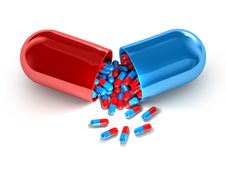 Free Pills Royalty Free Stock Images - 4216959