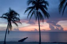Free Sunset Royalty Free Stock Image - 4217366
