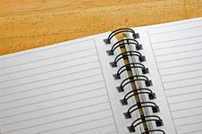 Free Notepad Royalty Free Stock Images - 4217529