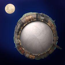 Free Planet Of Hamburg Stock Image - 4217541