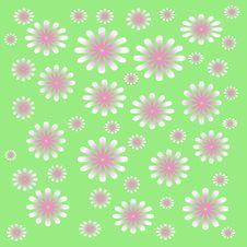 Free Spring Flowers Gift Bag Stock Image - 4218161