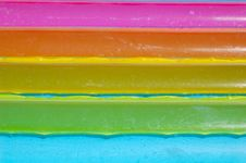 Free Plastic Rainbow Stock Images - 4218254