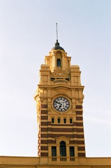 Free Clock Tower Stock Images - 4218344