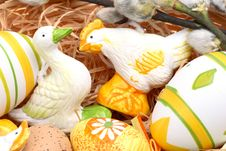 Free Easter Decoration Royalty Free Stock Photos - 4218978