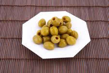 Free Olives Stock Photography - 4219242
