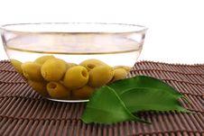Free Olives Stock Image - 4219591
