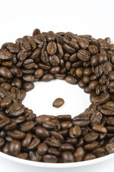 Free Coffee Beans Stock Image - 4219821