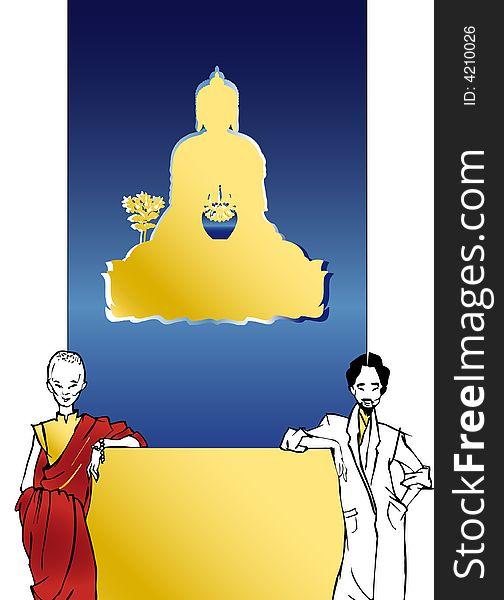 Job series - Tibetan therapist