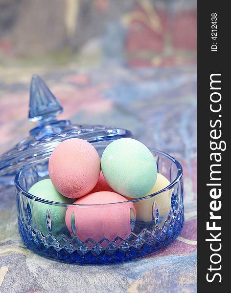 Fancy Easter Eggs