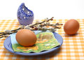 Free Easter Breakfast Stock Images - 4220334