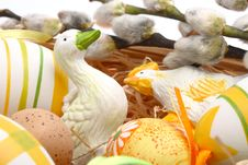 Free Easter Decoration Royalty Free Stock Photography - 4220227
