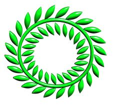 Free Winners Wreath Stock Photo - 4220260