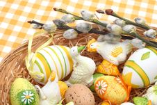 Free Easter Decoration Stock Photo - 4220270