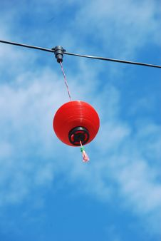 Free Red Lanterns Stock Image - 4220301