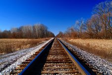 Free Rail Highway Stock Photography - 4220862