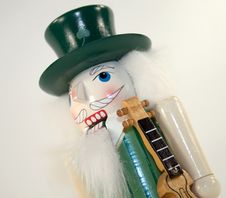 Free Irish Nutcracker Stock Photos - 4220873