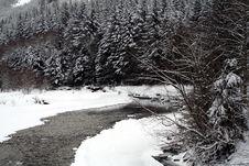 Free Mountain Stream Stock Photos - 4220923