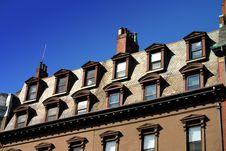 Free Beacon Hill, Boston Royalty Free Stock Photos - 4220928