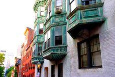 Free Beacon Hill, Boston Stock Photo - 4220970