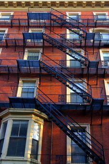 Free Beacon Hill, Boston Royalty Free Stock Photos - 4221008