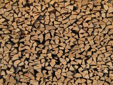 Free Woodpile Stock Stock Images - 4221354