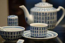 Free Tea Set Stock Photos - 4221383