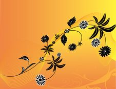 Free Decorative Background Royalty Free Stock Images - 4221509