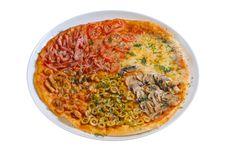 Free Pizza Royalty Free Stock Photos - 4221568