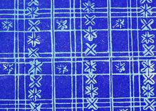 Free Blue Pattern Royalty Free Stock Photography - 4221917