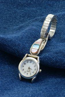 Free Ladies Wristwatch Stock Photos - 4223233