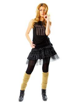 Free Fashion Model Stock Images - 4224254