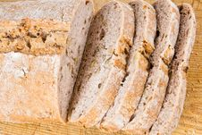 Free Walnut Bread Royalty Free Stock Images - 4224349