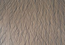 Free Sand Patterns Stock Photography - 4224982