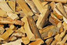 Free Pile Of Wood No.2 Royalty Free Stock Photo - 4225005