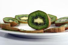 Free Kiwi Isolated Stock Photography - 4229092