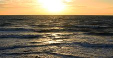 Free Sea Sunset Stock Images - 42205754