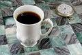 Free Coffee Break Time Stock Image - 4236061