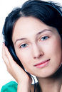 Free Listen Girl Royalty Free Stock Images - 4239169