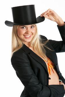 Free Sexy Underwear Model Stock Photography - 4231712