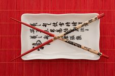 Free Sushi Time Royalty Free Stock Photos - 4232258