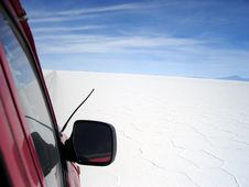 Free Salar De Uyuni Bolivia Stock Images - 4233694