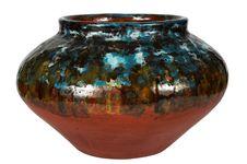 Beautiful Ancient Vase Royalty Free Stock Image
