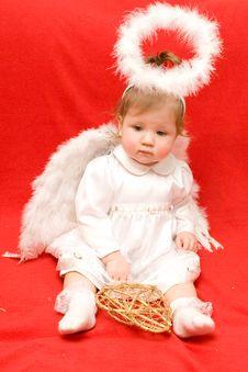 Free Angel Royalty Free Stock Photos - 4235418
