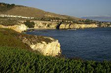 Free California Coast Royalty Free Stock Photos - 4235518