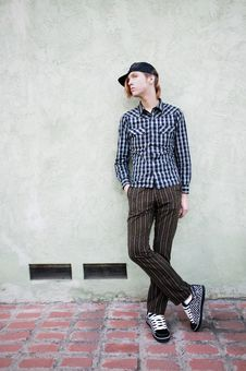 Free Teenage Boy Royalty Free Stock Image - 4235606